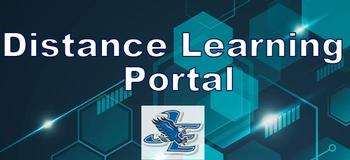 Distance Learning Portal now live